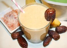 Salted Caramel Delight Smoothie Reboot With Joe Vegan Smoothies, Juice Smoothie, Smoothie Drinks, Fruit Smoothies, Smoothie Recipes, Healthy Juices, Healthy Drinks, Caramel Delights, Joe Cross
