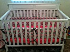 The Whittles: Crib Bumper Tutorial