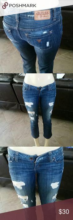 Guess capri jeans Guess capri jeans Guess Jeans