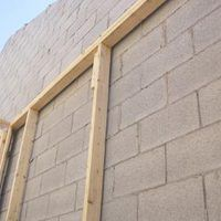 Cinder blocks are often used in the foundation of a home or as the exterior wall of a building used for business or industrial purposes because they are durable and economical. One drawback to cinder block walls, however, is that they leave a rough, unfinished appearance. This may work in a warehouse setting, but for a more finished appearance in a...