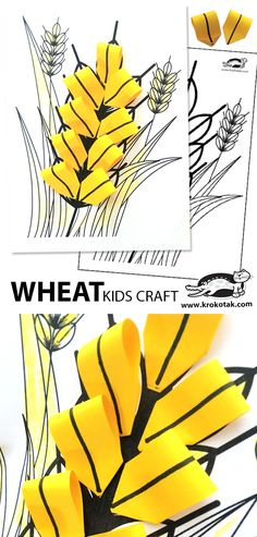 WHEAT KIDS CRAFT WHEAT KIDS CRAFT Popsicle Stick Kitty Craft- cute popsicle stick craft for kids to make. Fun popsicle stick art project for classrooms and kids. Paper Crafts Origami, Paper Crafts For Kids, Easter Crafts, Craft Kids, Barbie Clothes Diy, Art Carte, 3d Figures, School Art Projects, Bible Crafts