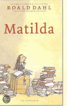 bol.com | Matilda, Roald Dahl | 9789026119446 | Boeken