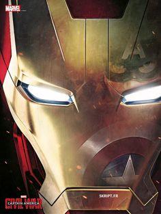 Captain America And Iron Man Fight In New Captain America: Civil War Art Ms Marvel, Marvel Comics, Mundo Marvel, Marvel Heroes, Marvel Avengers, Iron Men, Age Of Ultron, Best Marvel Films, Hulk