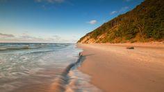 #wolin #wolinisland #beach #sea #baltic #bałtyk #cliff