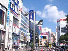 Shinjuku shopping, Tokyo, Japan.