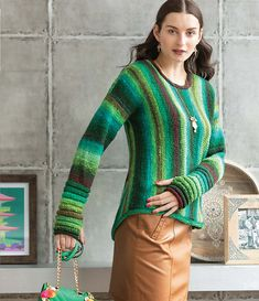 Ravelry: Tokyo Pullover pattern by Aviva Susser