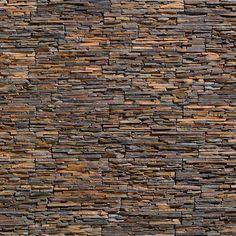 Red and brown thin set slate, It is an original composition for contemporary and modern interiors. Stone Cladding Tiles, Stone Cladding Texture, Stone Texture Wall, Wall Texture Design, Faux Stone Walls, Stone Wall Design, Brick Texture, Exterior Wall Tiles, Exterior Wall Cladding