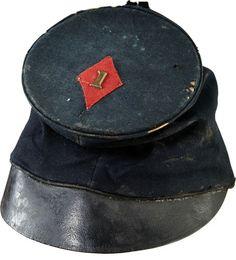 Military & Patriotic:Civil War, Berdan's Sharpshooter's Officer's Cap...