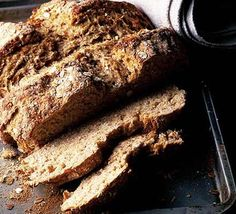 Irish Soda Bread. I need to attempt this one day instead of buying it from James Joyce-especially since I  live three hours from JJ now!