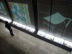 Interactive Architecture Exhibit by Khoury Levit Fong - YouTube