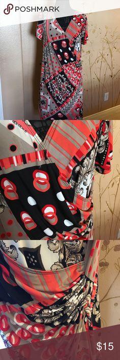 Summer dress Light summer dress with short sleeves and V nek 11 By Boris Bidjan Saberi Dresses Midi