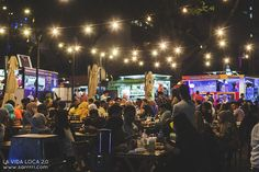 TAPAK – Urbaania katuruokaa Kuala Lumpurissa Travel Blog, Kuala Lumpur, Times Square, Concert, Life, Concerts