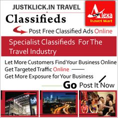 Specialist classified for Travel Industry