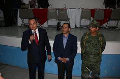 Autoridades de ambos estados y mandos militares establecieron como líneas de acción la ejecución de operativos conjuntos estratégicos que permita la ubicación y detención de personas relacionadas en robo de ...