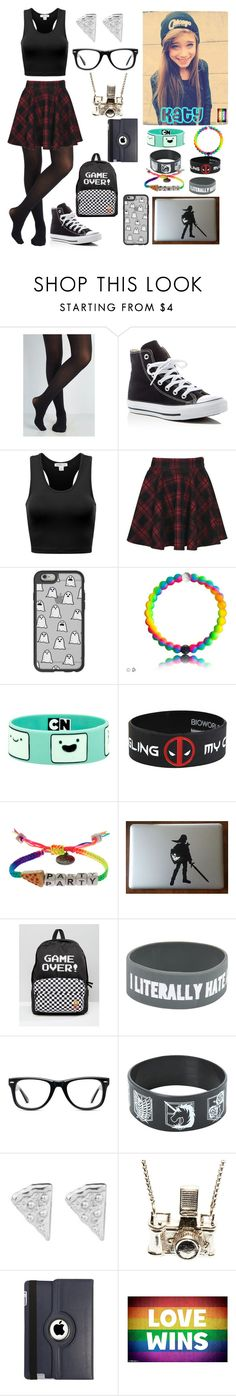 """""""Untitled #89"""" by thugpug887 ❤ liked on Polyvore featuring Converse, Casetify, Venessa Arizaga, Nintendo, Vans, Muse, Rock 'N Rose, Kiel Mead Studio and Natico"""