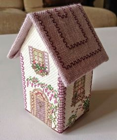 The World's Largest Collection of Smalls TOO: 3D Cross Stitch