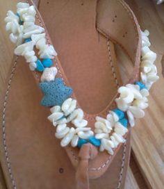 handmade greek sandals Greek Sandals, Pearl Necklace, Pearls, Handmade, Jewelry, Fashion, String Of Pearls, Moda, Hand Made