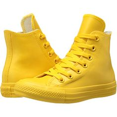 1aa787e68ba193 Converse Chuck Taylor® All Star® Rubber Hi Wild Honey Yellow  and  rubber!