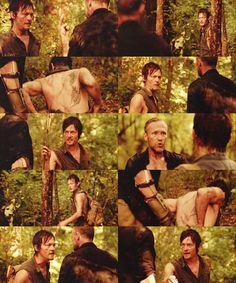 Merle & Daryl Dixon