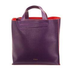 DIVIDE-IT Tote Grapes Bags - Furla