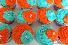 Lots of love Susan: Wedding Color Inspiration: Turquoise and Orange Lots of love Susan: Wedding Color Inspiration: Turquoise and Orange - Wedding Colors Tangerine Wedding, Aqua Wedding, Beach Wedding Reception, Trendy Wedding, Wedding Colors, Dream Wedding, Wedding Ideas, Wedding Themes, Wedding Bells