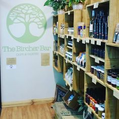 The Bircher Bar Cafe & Pantry - stocking all of your gourmet & specialty food needs locally here in Lismore and shipping Australia-wide! Just to name a few of our brilliant products and suppliers... @byronbaycookies @byronbaycoffeecompany @byronbayfreshpasta @nimbin_bakery @mayfieldsmarket_kitchen @westmontpickles @coastalfinefoods @originchocolate @gewurzhaus @frankgreen_official @detour_en_provence @uglyduckpreserves @originalaeropress @maffra_cheese @naked.byron.dips @meredith_dairy…