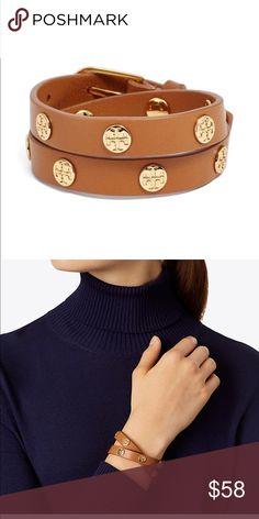 Tory Burch wrap braclet Tory Burch wrap bracelet Tory Burch Jewelry Bracelets