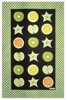 Beauville Carambole Tea Towel