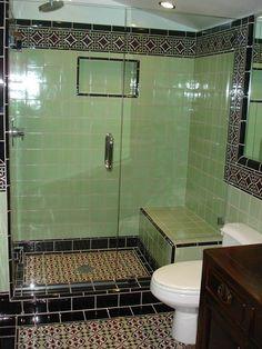 Spanish style homes – Mediterranean Home Decor Spanish Bathroom, Spanish Style Bathrooms, Spanish Style Homes, Spanish House, Spanish Tile, Spanish Revival, Spanish Colonial, Art Deco Bathroom, Bathroom Trends