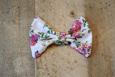 Flower Bow Headband | The Emma Headband | The Posy Rose