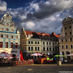 What appears old is new, rebuilt since the Russians left after Solidarity. Everyone should visit Poland and Szczecin. Berlin, Visit Poland, Poland Travel, Heart Of Europe, European Tour, Central Europe, Krakow, Warsaw, Eastern Europe