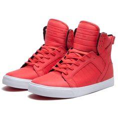 3e6ecc9096 SUPRA Footwear ❤ liked on Polyvore Supra Shoes, Supra Footwear, Supra Skytop,  My