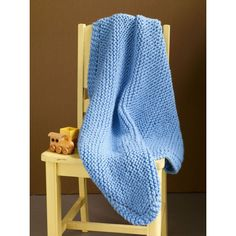 Bright Nursery Baby Throw in Lion Brand Hometown USA - 90273AD. Discover more Patterns by Lion Brand at LoveKnitting. We stock patterns, yarn, needles and books from all of your favorite brands.