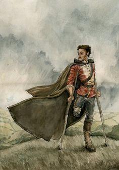 The Steadfast Tin Soldier — Amanda Bills