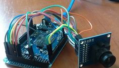 Visual Capturing with OV7670 on Arduino - Arduino Project Hub