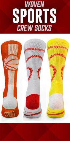 b6fa9b19ffc Red TCK Elite Baseball Football Knee High Striped Socks Navy White F