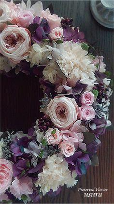 Flower Wreath『ローブ』