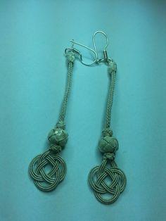 Kazaziye Silver Earring