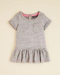 Bloomie's Infant Girls' T Shirt Dress - Sizes 9-24 Months