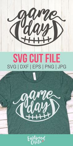 This football SVG file works great with the Cricut and Silhouette Cameo for crafters to make DIY projects such as shirts, signs, mugs, and more! Works great with heat transfer vinyl. Free commercial l Circuit Projects, Vinyl Projects, Outdoor Fotografie, Silhouette Cameo Projects, Silhouette Cameo Shirt, Free Silhouette Designs, Silhouette Vinyl, Game Day Shirts, Cricut Craft Room