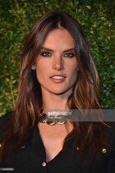 Model Alessandra Ambrosio attends the 11th annual CFDA/Vogue Fashion Fund Awards at Spring Studios on November 3, 2014 in New York City.