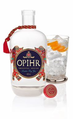 En corto. Opihr Oriental Spiced Gin : The Gin Blog