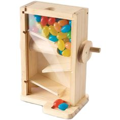 Red Toolbox Candy Maze-JM Cremps Adventure Store