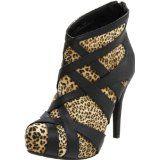 #Dollhouse Vivianne Ankle Boot #leopard $47 #endless.com