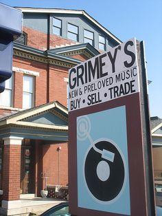 grimey's, nashville #grimey's #nashville #tennessee