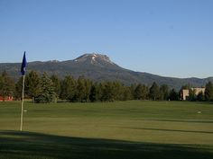 View from the Island Park Village golf course: http://globaltravelsblog.com/travel-adventures/experience-yellowstone-national-park-stay-island-park-village/