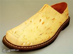 Cheesey shoes?