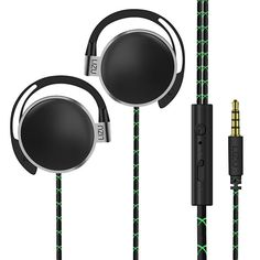 [US$7.59] LIZU I-906 Sport Running Bass Adjustable Ear Hook Headset Headphone with Mic for Xiaomi Samsung S8 #lizu #i906 #sport #running #bass #adjustable #hook #headset #headphone #xiaomi #samsung