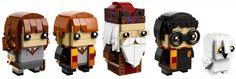 New Harry Potter Lego Brickheadz
