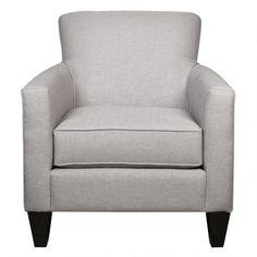 Urban Barn: Devon Custom Chair - $752  - 30w x 34.25d x 32.5h